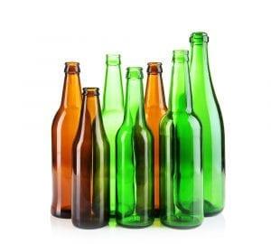 Rolcontainer Nederland Flessenglas container huren