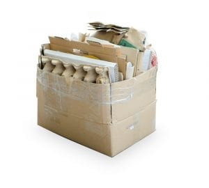 Rolcontainer Nederland Papier en karton container huren